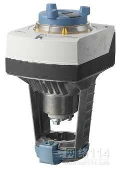 SAX西门子电动执行器,自力式温控阀