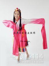 藏族舞蹈演出服装租凭,藏族舞蹈演出服装出租