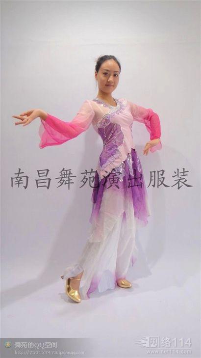 江西古典舞服装租赁