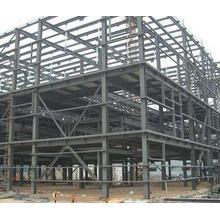供青海大通钢结构和德令哈钢结构工程特点