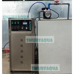臭氧发生器与超微气泡发生装置套装高效杀菌器去除氨氮亚硝酸盐