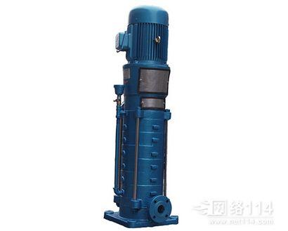广东立式多级管道泵65DL30-15*10价格高压离心泵厂家