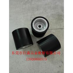 阳江橡胶抛光轮105X105X18
