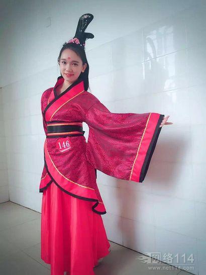 江西民族表演服装