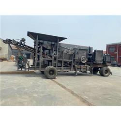 移动制砂机移动破碎机建亚重工厂家直销