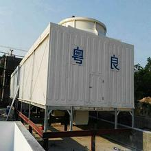 方形逆流式冷却塔-专业生产玻璃钢冷却塔-冷却塔厂家