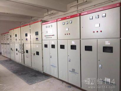 污水厂鼓风机配套电容补偿柜提高功率因数