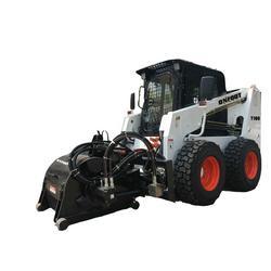 铣刨器滑移装载机属具路政施工道路铣刨器