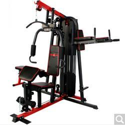 惠州运动设施综合训练器材大型三人站健身房组合健身器材