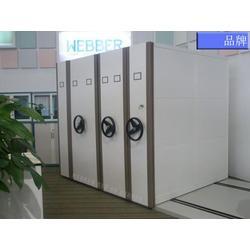 深圳密集柜生产厂家定做带轨道档案柜