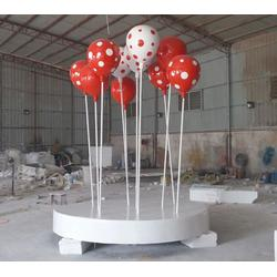 气球雕塑商场美陈装饰玻璃钢雕塑