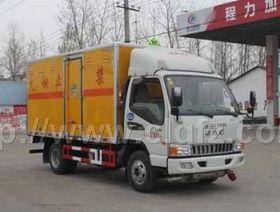 国五江淮厢长4.12米爆破器材运输车查看原图(点击放大)