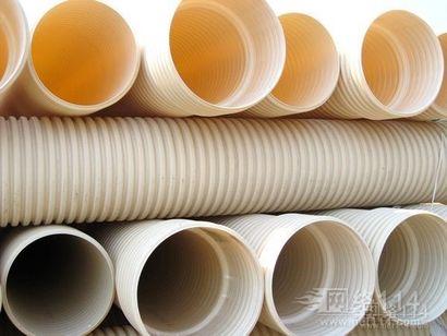 深圳HDPE双壁波纹管,联塑管批发