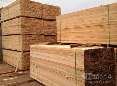 柳州建筑木方企业