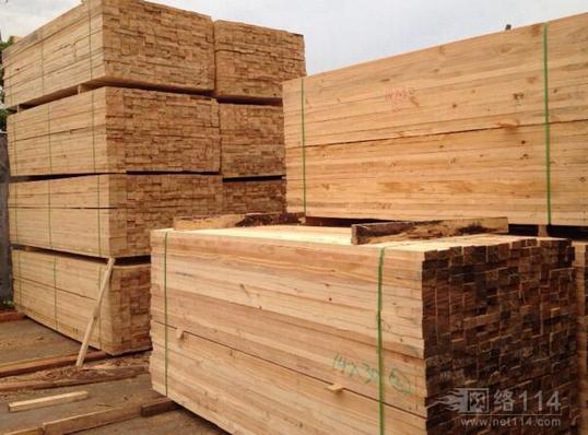 岑溪建筑木方企业