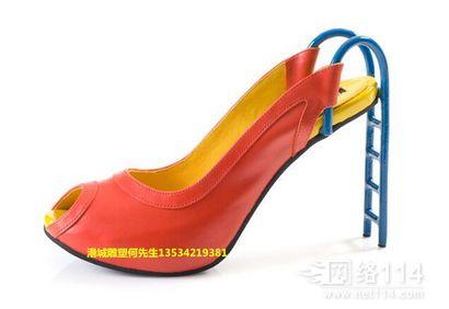 滑滑梯雕塑 玻璃钢高跟鞋玉米蔬菜雕塑