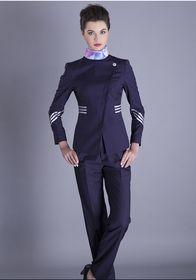 昆明空姐服设计定做查看原图(点击放大)