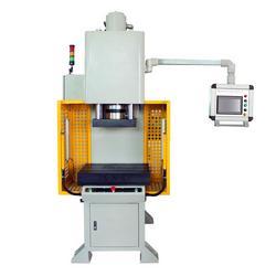 汽车轴承数控压装机发动机伺服压力机轮毂轴承数控压装机厂家