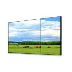 供应55寸8mm液晶拼接屏视频监控/会议拼接电视墙大屏