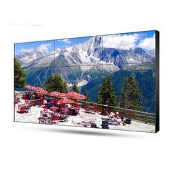 供应75寸8mm拼缝液晶拼接屏4K视频监控拼接电视墙