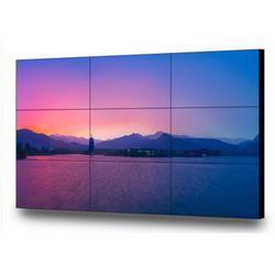 供应华星55寸3.5mm液晶拼接屏视频监控/酒吧电视墙
