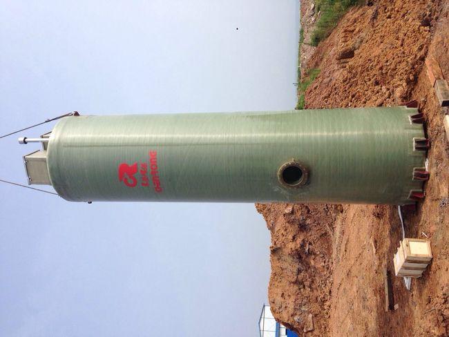 大型一体化提升预制泵站