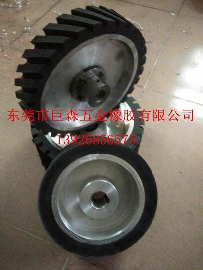 砂带机橡胶轮8、砂带机橡胶轮厂家