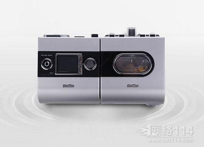 瑞思迈s9单水平全自动呼吸机,沈阳家用呼吸机