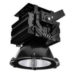 LED球场灯户外防水高杆塔吊灯500W鳍片散热工矿灯