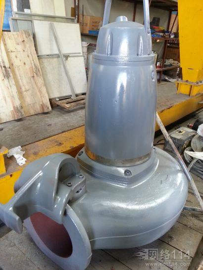 居家桥水厂沉砂池水泵养护,上海电机维修