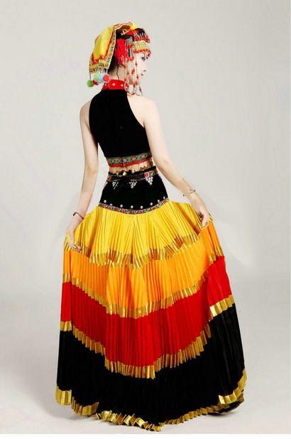 民族服饰设计生产