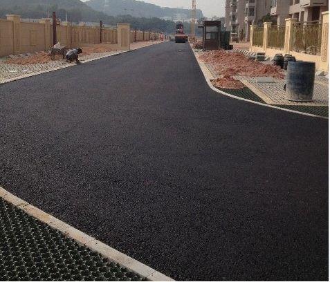光明沥青厂家供应小区沥青路面 混泥土沥青