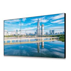 供应70寸4.4mm液晶拼接屏视频拼接大屏电视墙