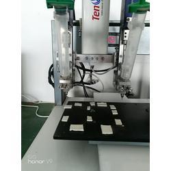 供应二手腾盛桌面全自动点胶机TS300B