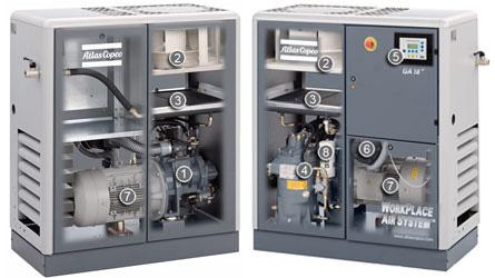 空压机维修,制氮机,无油空压机,离心式空压机,真空泵,天然气压缩机组图片