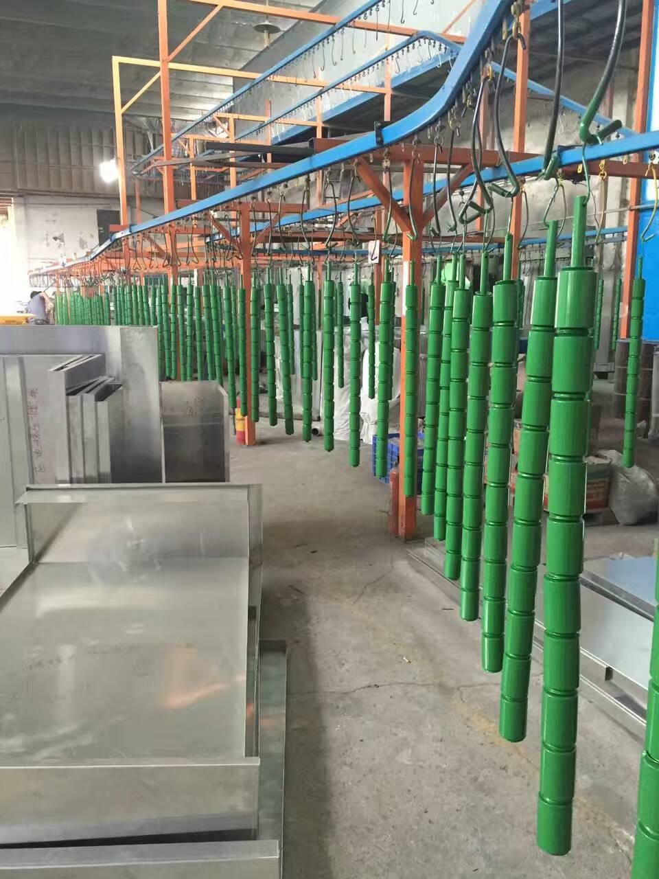 重庆金属栏杆喷塑加工厂静电粉末喷涂厂