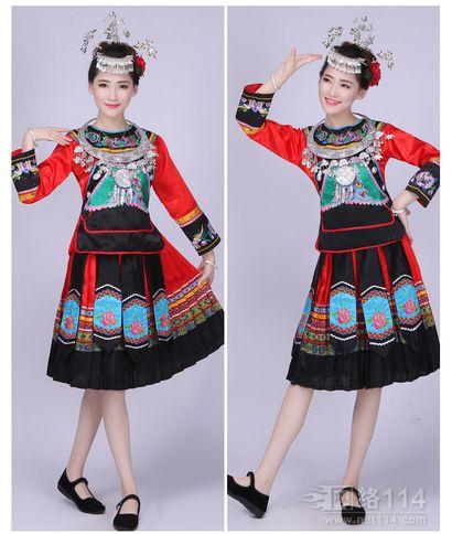 云南民族服装设计生产