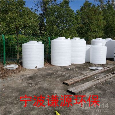 天水塑料储水箱厂家直销-谦源环保专营塑料水桶