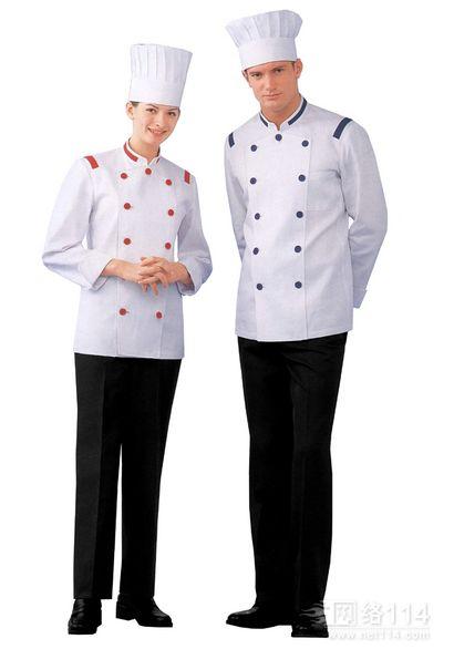 餐厅服,厨师服生产定做