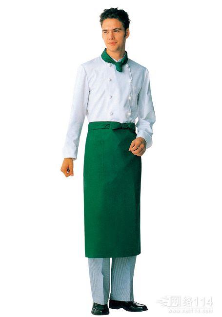 服厨师服设计定做