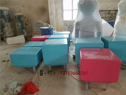 资兴玻璃钢座椅制作