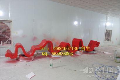 长沙酒店座椅装饰雕塑