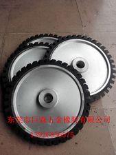 砂带机橡胶轮350X20,热卖80X50