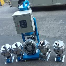 一拖二真空自动吸料机制造厂家,佛山塑料上料机,加料机
