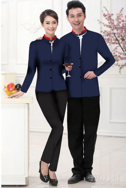 高端酒店服装设计