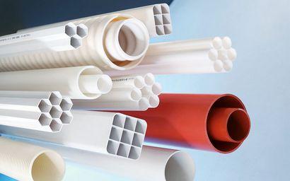 深圳联塑PVC管 电力通信管 深圳联塑管道总代理经销商
