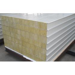 岩棉夹芯板|岩棉夹芯彩钢板|杭州岩棉板厂家