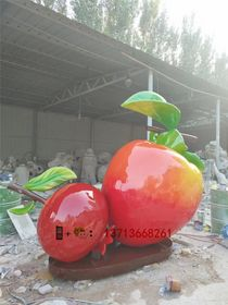 邵阳草莓主题玻璃钢雕塑查看原图(点击放大)