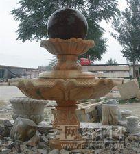 郴州风水球厂家/郴州大理石风水球价格/郴州晚霞红风水球