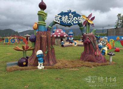 佛山卡通主题公园雕塑制作厂家